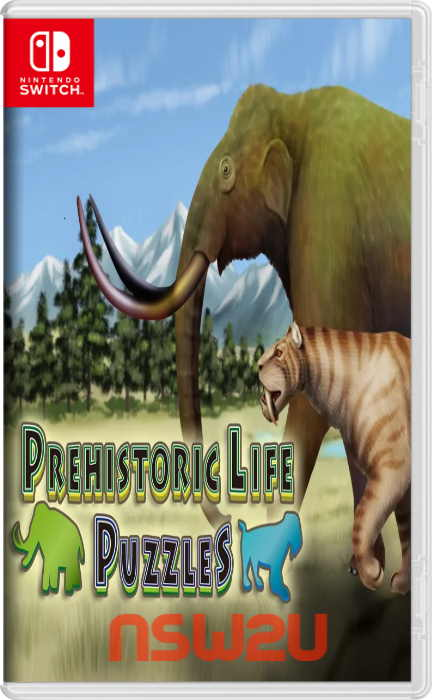 Prehistoric Life Puzzles Switch NSP