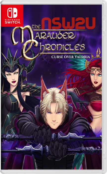 The Marauder Chronicles: Curse Over Valdria Switch NSP