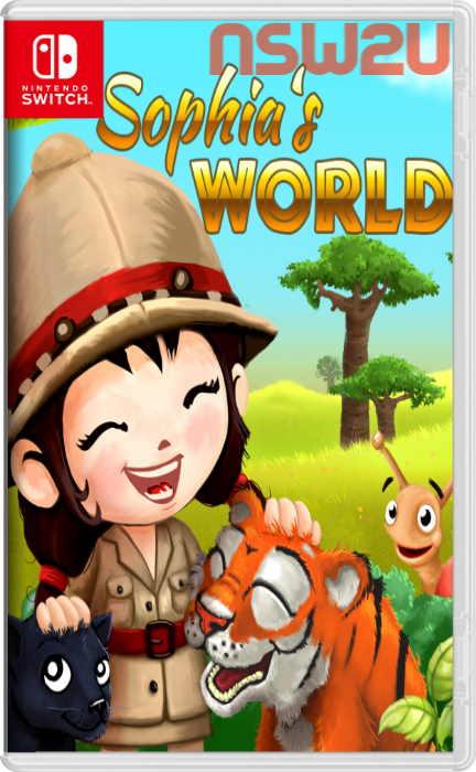 Sophia's World Switch NSP XCI NSZ