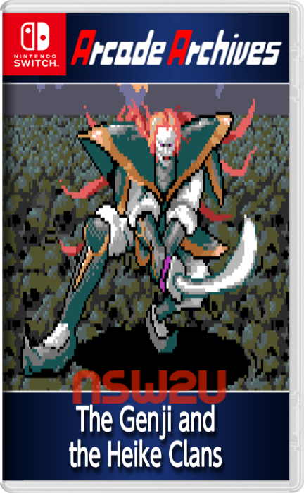 Arcade Archives The Genji and the Heike Clans Switch NSP
