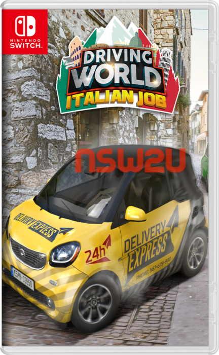 Driving World: Italian Job Switch NSP