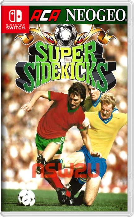 ACA NEOGEO SUPER SIDEKICKS Switch NSP