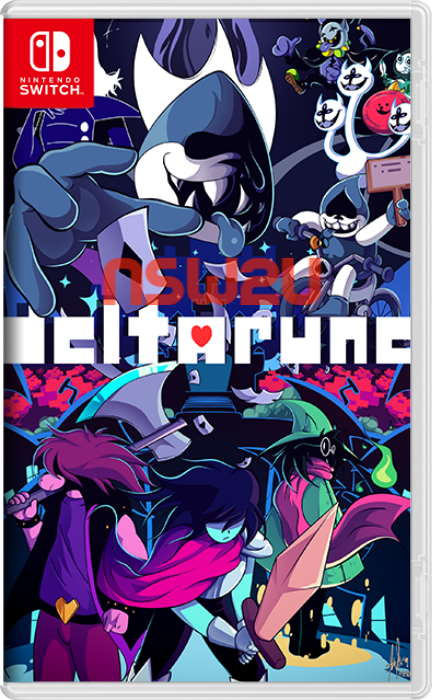 Deltarune: Chapter 1 and 2 Switch NSP XCI