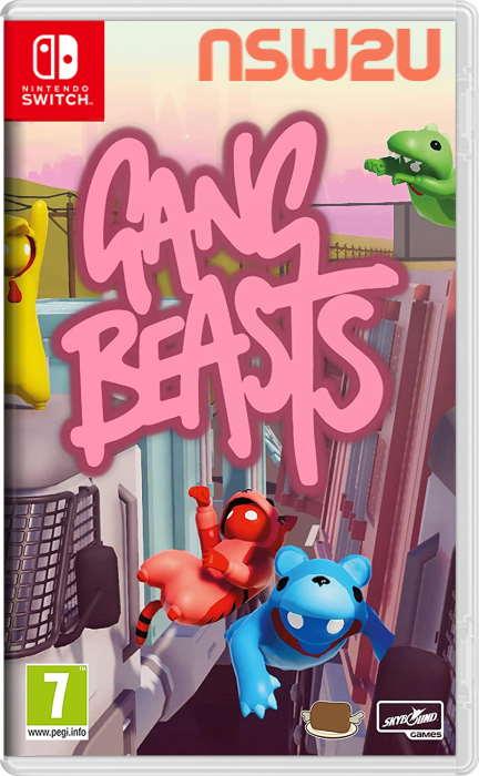 Gang Beasts Switch NSP XCI NSZ