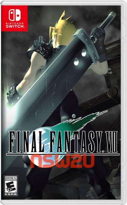FINAL FANTASY VII Switch NSP XCI