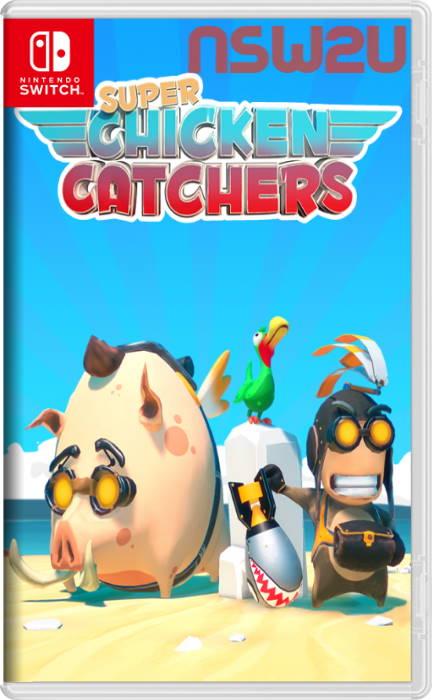 Super Chicken Catchers Switch NSP
