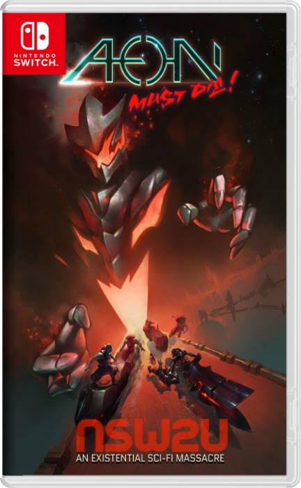 Aeon Must Die! Switch NSP XCI NSZ + Wrathful King Set DLC