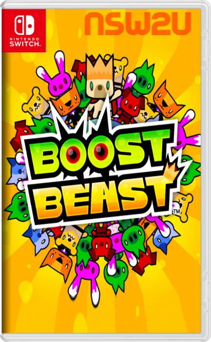 BOOST BEAST Switch NSP