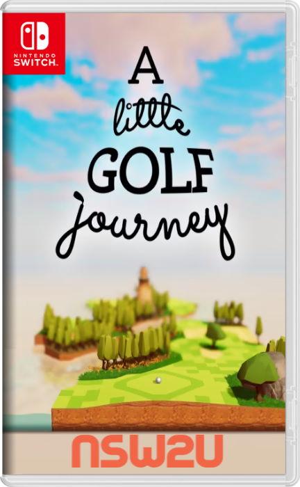 A Little Golf Journey Switch NSP XCI NSZ