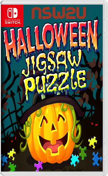 Halloween Jigsaw Puzzles – Puzzle Game for Kids & Toddlers Switch NSP XCI NSZ