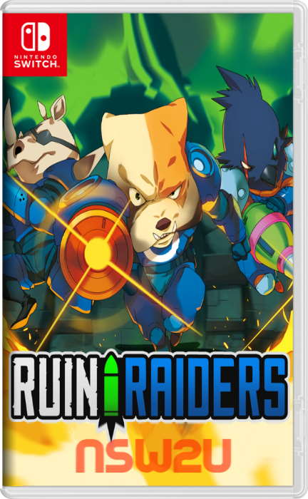 Ruin Raiders Switch NSP XCI NSZ