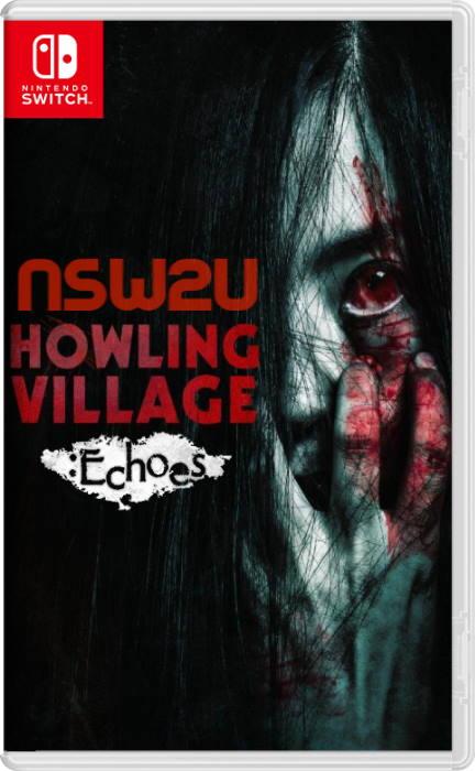 Howling Village: Echoes Switch NSP 犬鳴村〜残響 Switch nsp Inunarumura ~ Reverberation