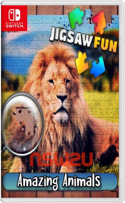Jigsaw Fun: Amazing Animals Switch NSP