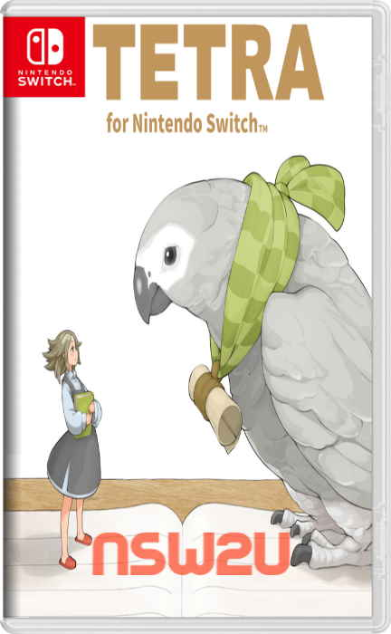 TETRA for Nintendo Switch International Edition NSP