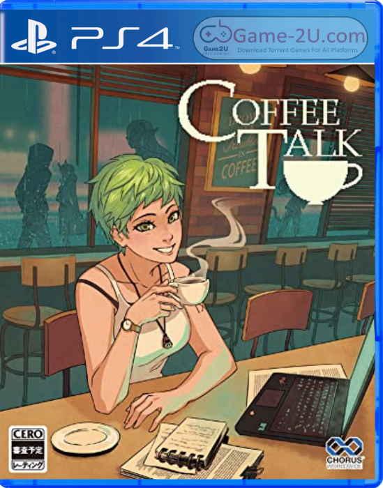 Coffee Talk PS4 PKG