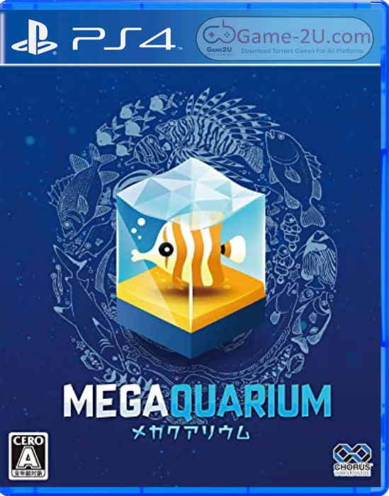 Megaquarium PS4 PKG