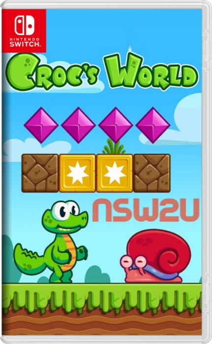 Croc's World Switch NSP XCI NSZ