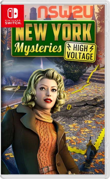 New York Mysteries: High Voltage Switch NSP XCI NSZ