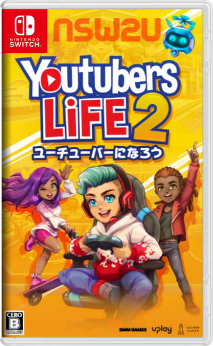 Youtubers Life 2 - ユーチューバーになろう Switch NSP XCI NSZ