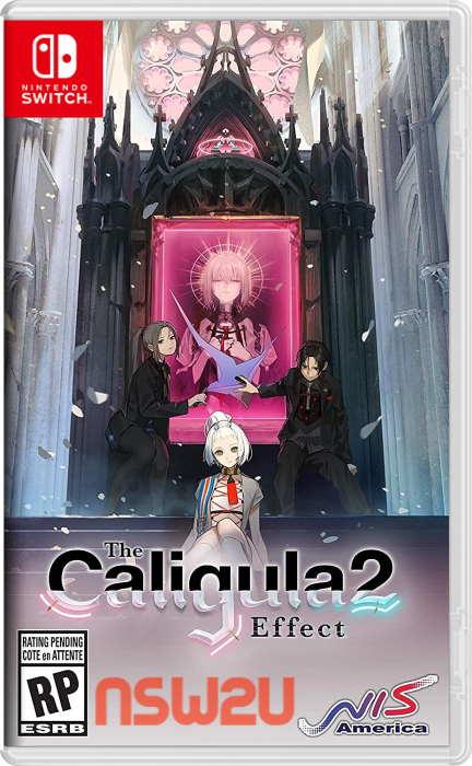 The Caligula Effect 2 Switch NSP XCI NSZ