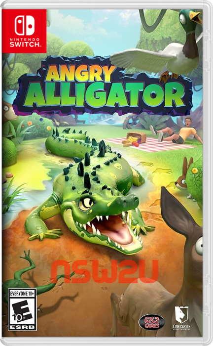 Angry Alligator Switch NSP XCI NSZ