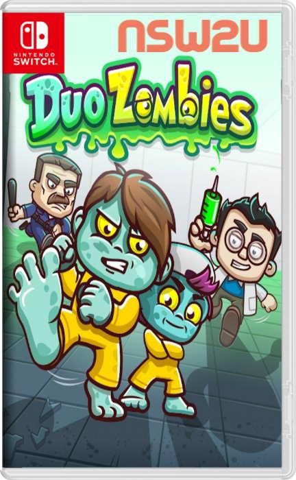 Duo Zombies Switch NSP XCI NSZ