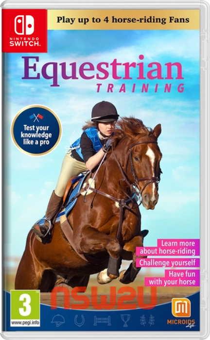 Equestrian Training Switch NSP