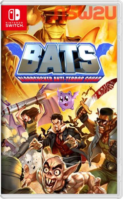 BATS: Bloodsucker Anti-Terror Squad Switch NSP XCI NSZ