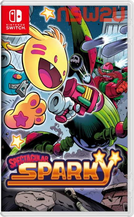 Spectacular Sparky Switch NSP XCI NSZ
