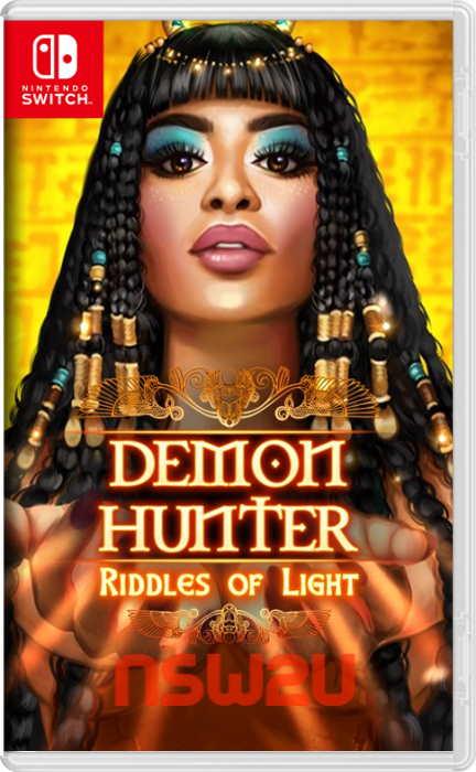 Demon Hunter: Riddles of Light Switch NSP XCI NSZ