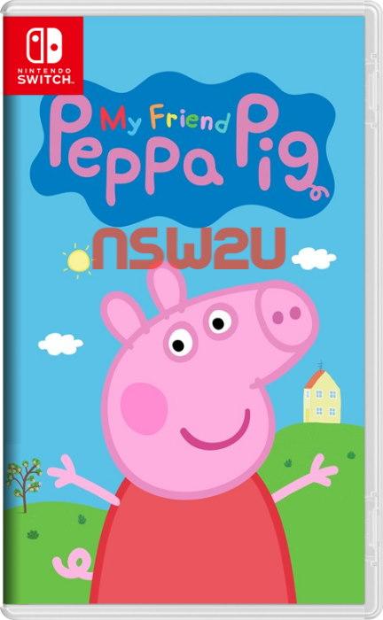 My Friend Peppa Pig Switch NSP XCI NSZ