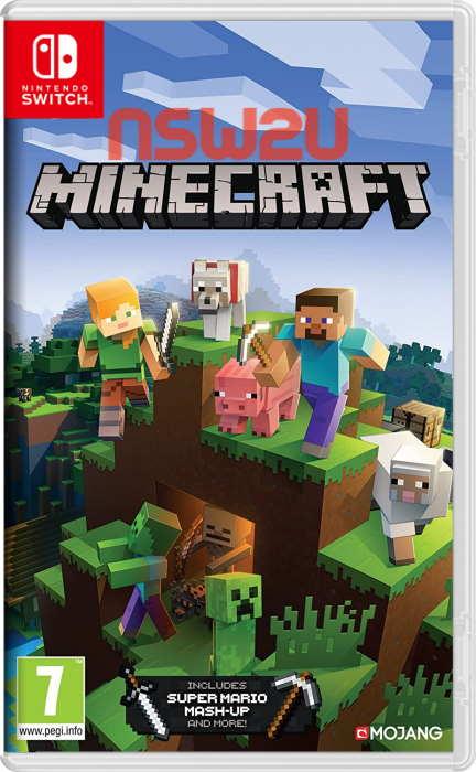 Minecraft Switch NSP XCI