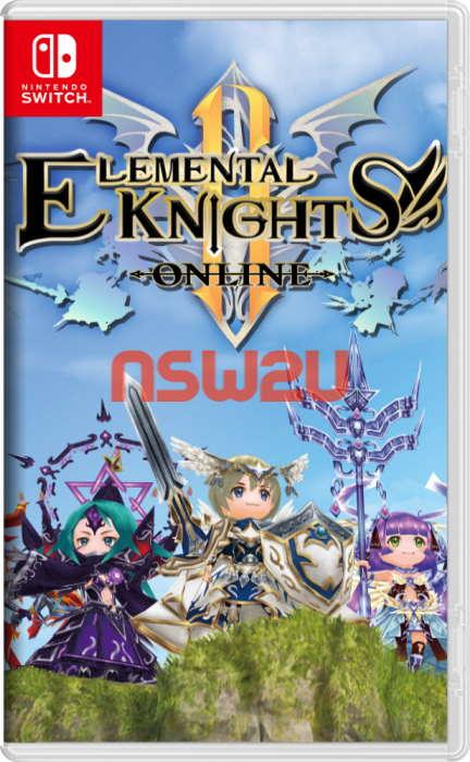 Elemental Knights R Switch NSP XCI