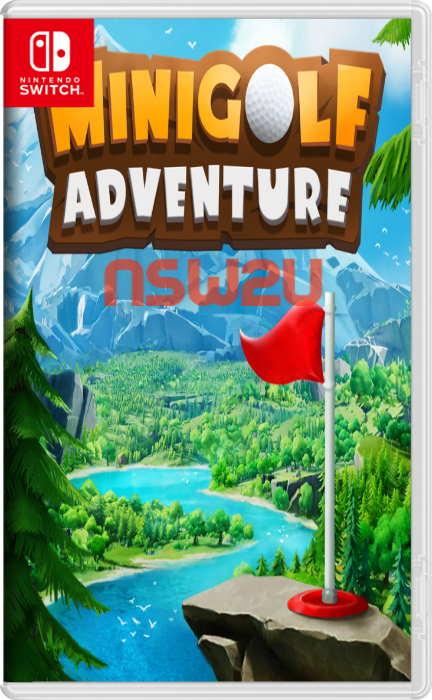 Minigolf Adventure Switch NSP XCI NSZ