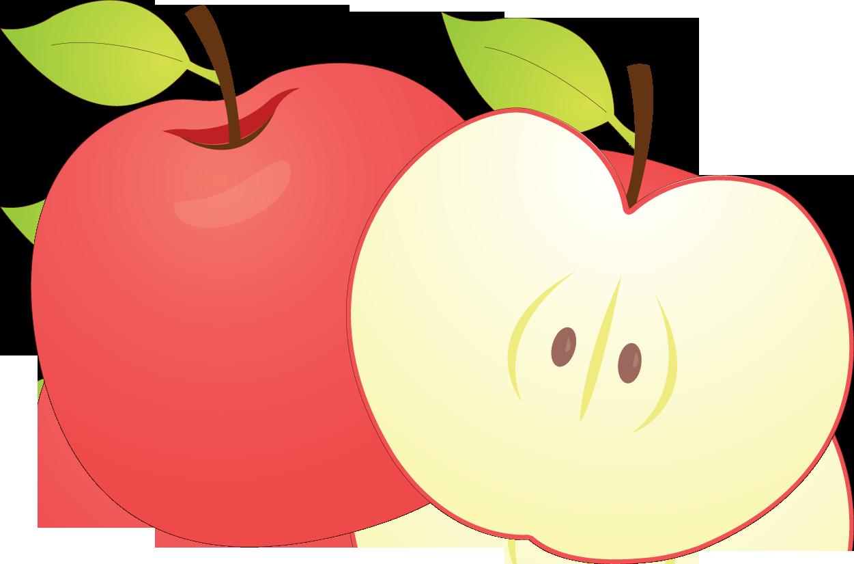 Детские картинки яблоки